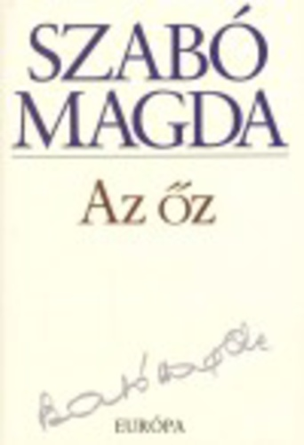 Szabó Magda Az őz