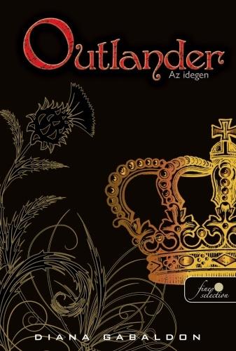 Könyvespolc: Diana Gabaldon - Outlander (sorozat)