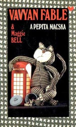 A pepita macska borító