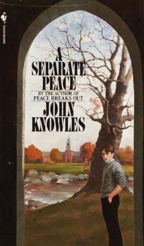 the complex friendship of gene and phineas in a separate peace by john knowles Gene and phineas were best friends peace is the deterioration of a complex friendship a separate peace by john knowles, gene and finny are two high.
