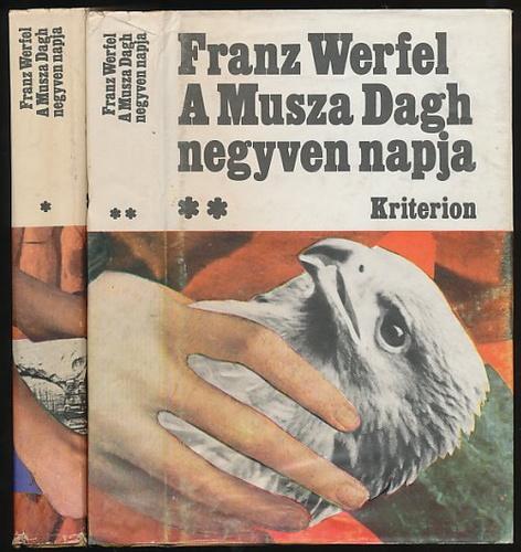 Franz Werfel musza dagh negyven napja