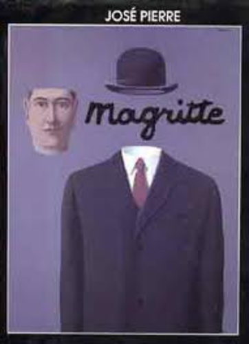 Magritte · José Pierre · Könyv · Moly