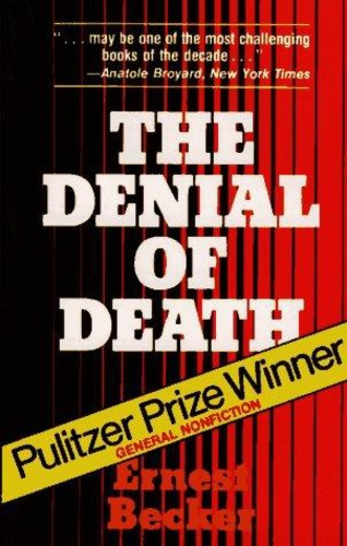 "beckers vital lie The denial of death – ernest becker winner of the pulitzer prize in 1974 and the culmination of a life's work, the denial of death is ernest becker's brilliant and impassioned answer to the ""why"" of human existence in bold contrast to the predominant freudian school of thought, becker tackles the problem of the vital lie — man's refusal to acknowledge his own mortality."
