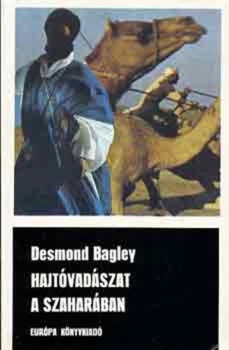 Desmond Bagley: Hajtóvadászat a Szaharában