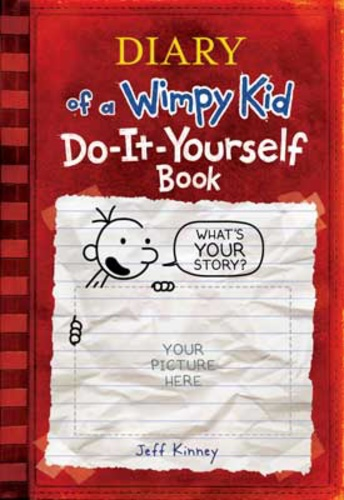 Do it yourself book jeff kinney knyv moly jeff kinney do it yourself book solutioingenieria Image collections