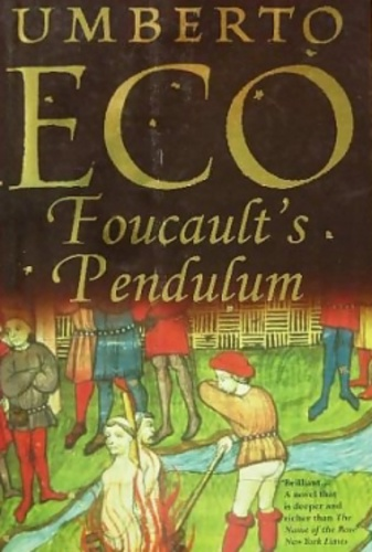Foucaults Pendulum Ebook