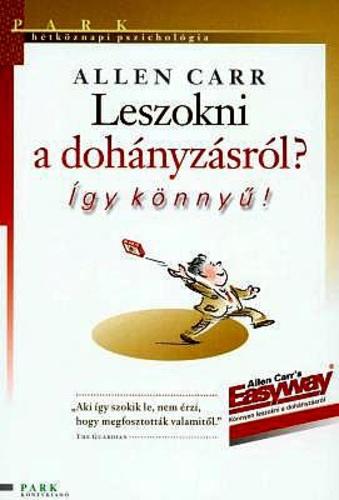 könyvet, hogyan kell leszokni a dohányzásról)