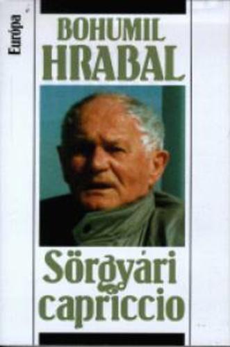 Image result for hrabal sörgyári capriccio könyv