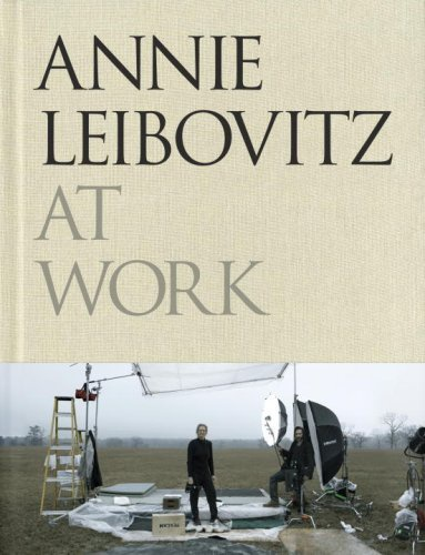Sharon Delano Annie Leibovitz At Work