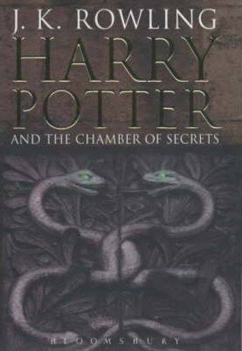 harry potter and the chamber of secrets jk rowling pdf