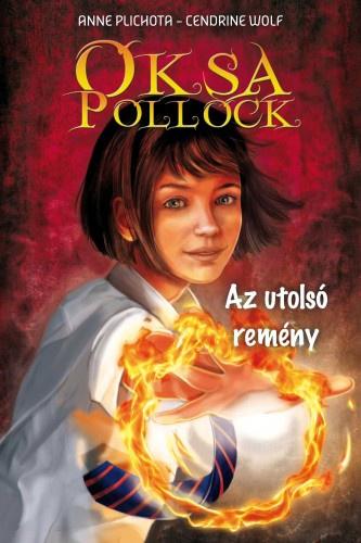 Könyvespolc: Anne Plichota és Cendrine Wolf - Az utolsó remény