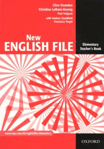 New English File – Elementary Teacher's Book · Clive