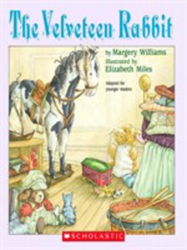 the velveteen rabbit by margery williams This is the fairy tale story of the velveteen rabbit, or how toys became real   become real) written by margery williams (also known as margery williams.