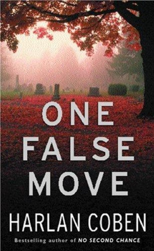 Image result for harlan coben one false move