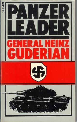 Panzer Leader Book