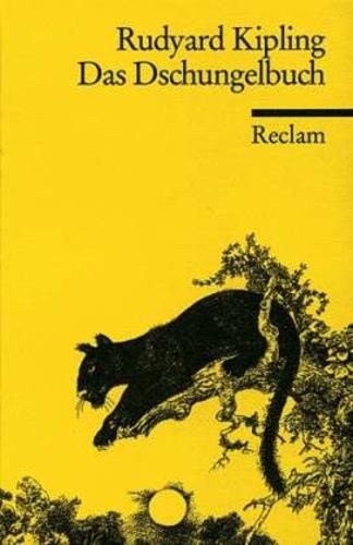 Rudyard Kipling Das Dschungelbuch