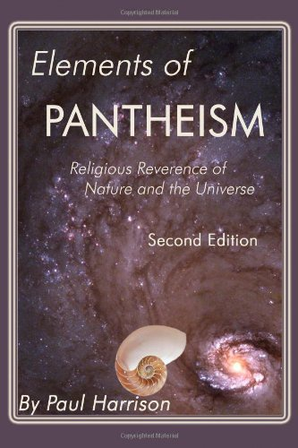 Elements Of Pantheism Paul Harrison Knyv Moly