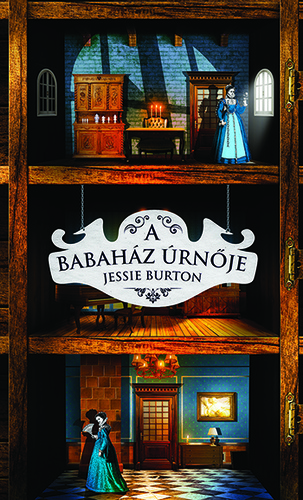 Könyvespolc: Jessie Burton - A babaház úrnője