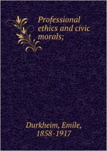 The necessity of morals and civic