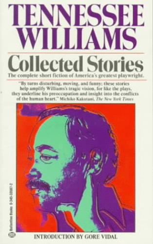 Collected Stories · Tennessee Williams · Könyv · Moly