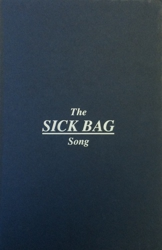 The sick bag song · nick cave · könyv · moly