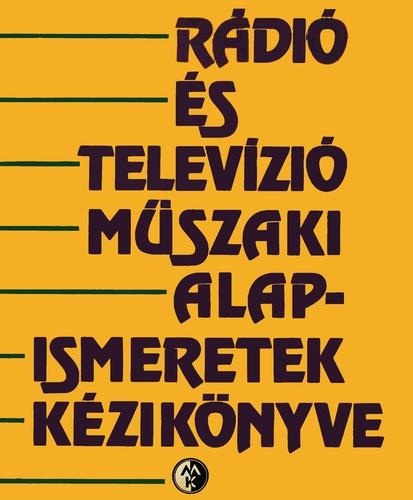 """Képtalálatok a következőre: könyv rádió és televízio alapismeretek"""""""