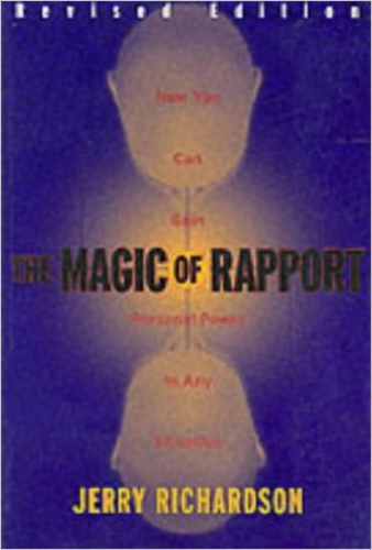 The Magic Of Rapport Jerry Richardson Knyv Moly
