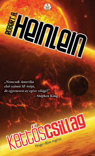 Robert A. Heinlein: Kettős csillag