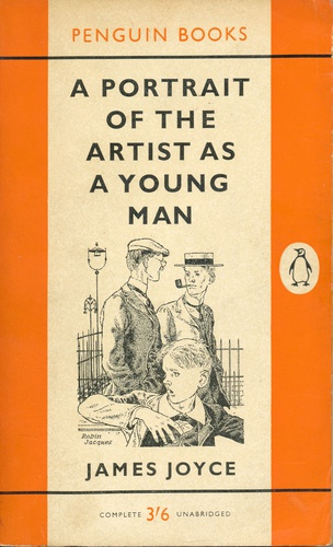 the struggles of stephen in a portrait of the artist as a young man a novel by james joyce A portrait of the artist as a young man is the first novel by irish writer james joyce a künstlerroman in a modernist style, it traces the religious and intellectual awakening of young stephen dedalus, a fictional alter ego of joyce and an allusion to daedalus, the consummate craftsman of greek mythology stephen questions and rebels against the catholic and irish conventions under which he has grown, culminating in his self-exile from ireland to europe.