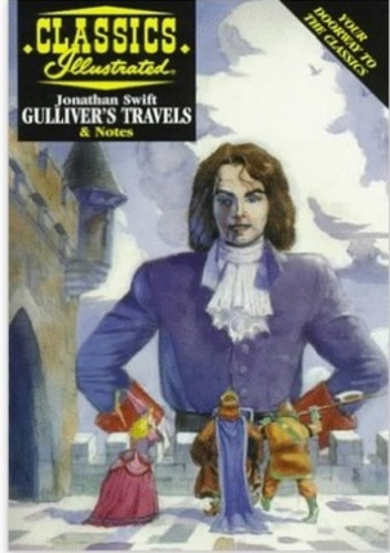 satire in jonathan swifts gullivers travels As jonathan swift turns 350 this year, a look at how well we have learnt the craft he excelled at  imagination is an obvious feature of full-length works of satire, such as gulliver's travels.