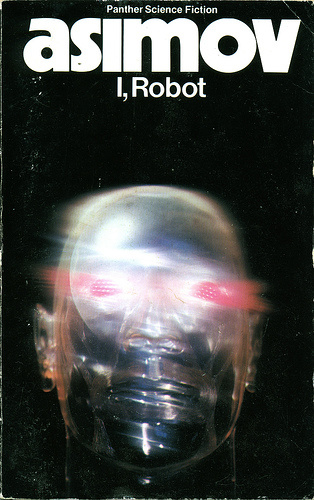 I Robot Book Macmillan