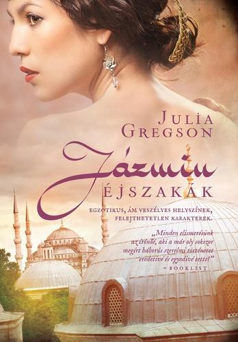 Könyvespolc: Julia Gregson - Jázmin éjszakák