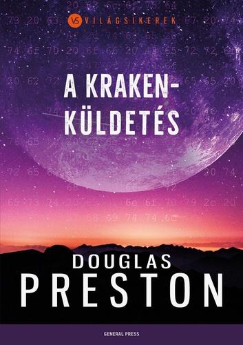 Douglas Preston: A Kraken-küldetés