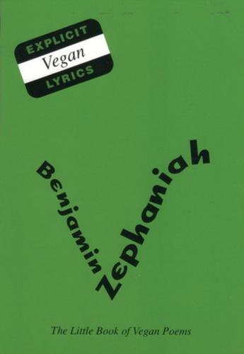 The Little Book of Vegan Poems · Benjamin Zephaniah · Könyv · Moly b5c62f9a9e
