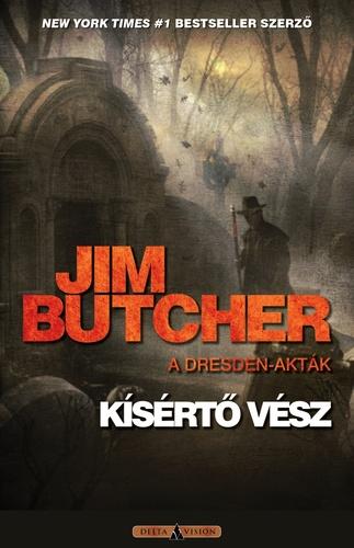 Jim Butcher: Kísértő vész