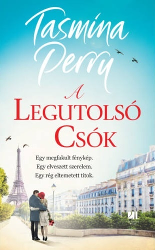 Könyvespolc: Tasmina Perry - A legutolsó csók