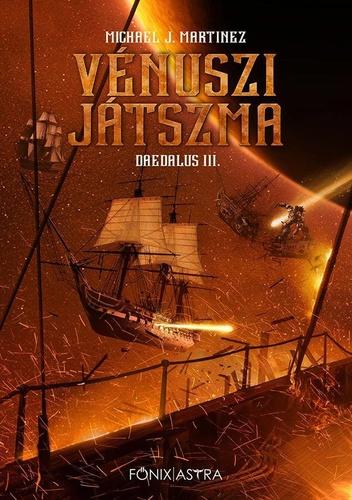 Michael J. Martinez: Vénuszi játszma
