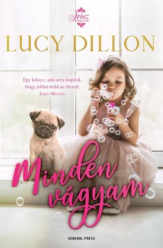 Könyvespolc: Lucy Dillon - Minden vágyam