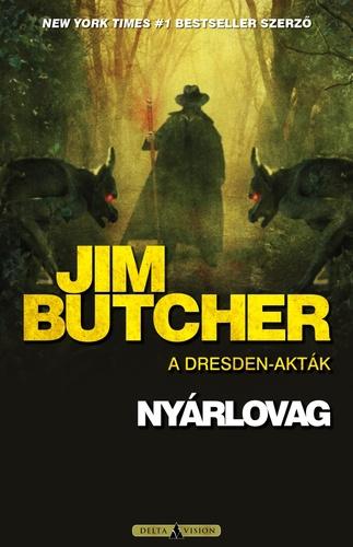 Jim Butcher: Nyárlovag
