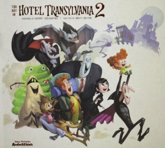 hotel transylvania idézetek The Art of Hotel Transylvania 2 · Brett Rector · Könyv · Moly
