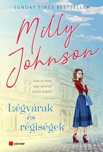 Könyvespolc: Milly Johnson - Légvárak és régiségek