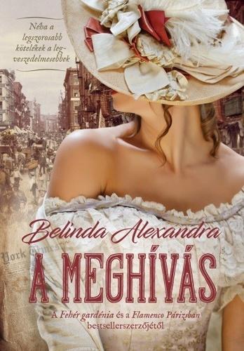 A meghívás · Belinda Alexandra · Könyv · Moly
