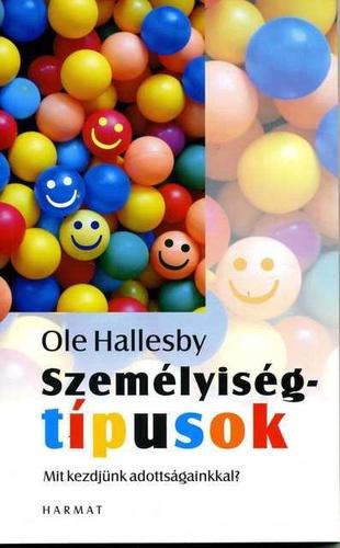 Személyiségtípusok · Ole Hallesby · Könyv · Moly