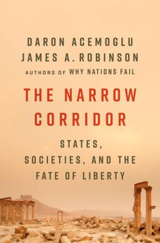 The Narrow Corridor · Daron Acemoglu – James A. Robinson · Könyv ...