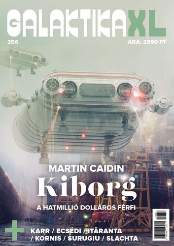 Martin Caidin: Kiborg