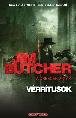Jim Butcher: Vérrítusok