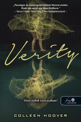 Könyvespolc: Collen Hoover - Verity