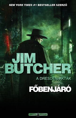Jim Butcher: Főbenjáró