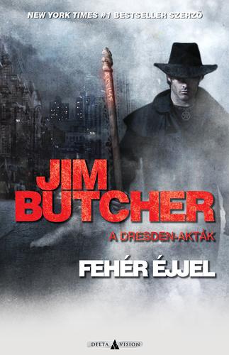 Jim Butcher: Fehér éjjel