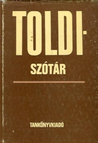Képtalálatok a következőre: toldi szótár